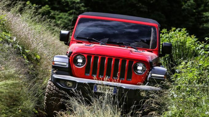 La Jeep Wrangler reste la reine des escapades hors bitume.