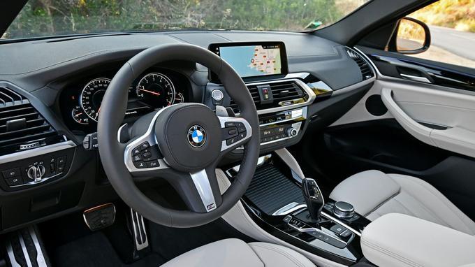 Comme toujours chez BMW, l'ergonomie est un modèle du genre.
