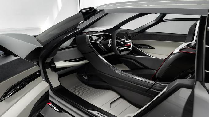Audi PB18 E-Tron Concept : photos et fiche technique