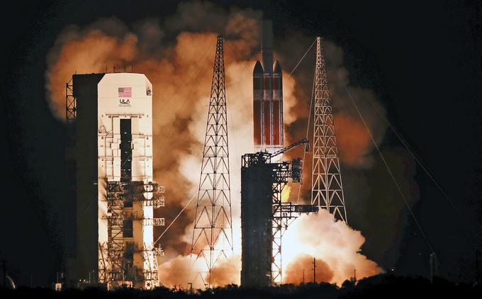 La sonde Parker a pour mission d'aller explorer l'atmosphère du Soleil.