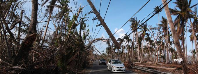 L'ouragan Maria a dévasté Porto Rico et infligé 90 milliards de pertes selon la NOAA.