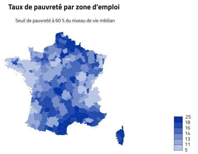 Pauvrete En France Les Chiffres A Connaitre