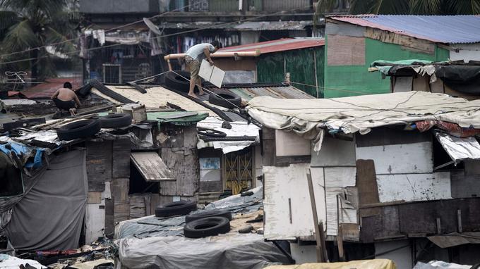 Un typhon destructeur tue au moins 25 personnes aux Philippines (photos, vidéos)
