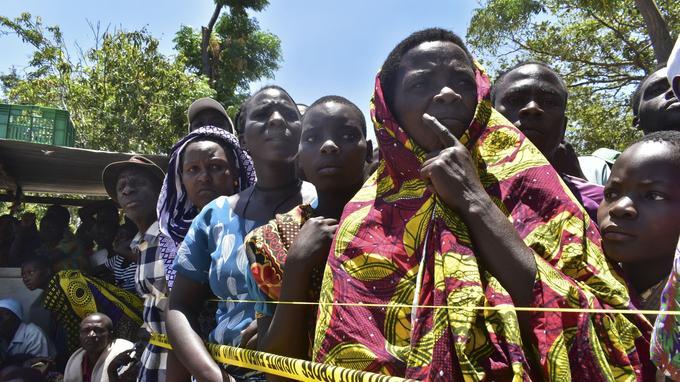 Le naufrage d'un ferry fait au moins 40 morts en Tanzanie