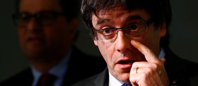 Carles Puigdemont a pu retrouver sa villa près de Bruxelles, d'où il continue à tirer les ficelles de la politique catalane.