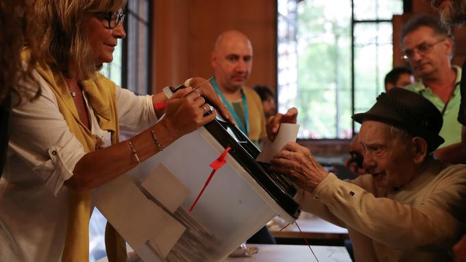 Quelque 2 millions de Catalans ont voté en faveur de l'indépendance.