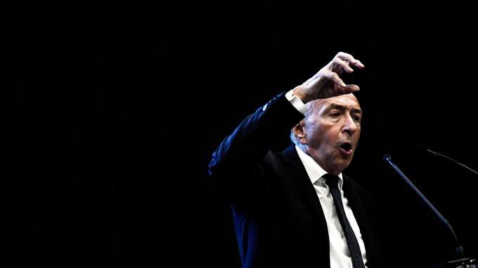 Discours de Gérard Collomb à Lyon, le 28 septembre 2018.