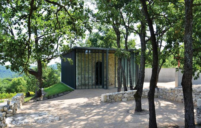 <i>Tadao Ando-chapel</i>, Photographe Andrew Pattman