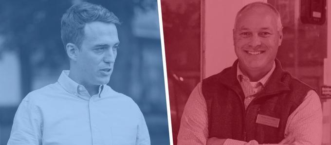 <i>Joe Radinovich (D) vs. Pete Stauber (R)</i>