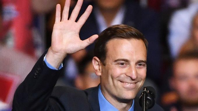 Adam Laxalt espère devenir gouverneur du Nevada comme le fut son grand-père, Paul Laxalt.