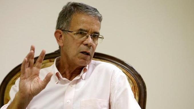 Oswaldo Ferreira, général à la retraite et auteur du volet infrastructures et environnement du programme de Bolsonaro.
