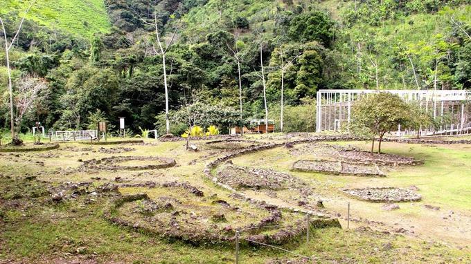 Site archéologique de Santa-Ana La Florida