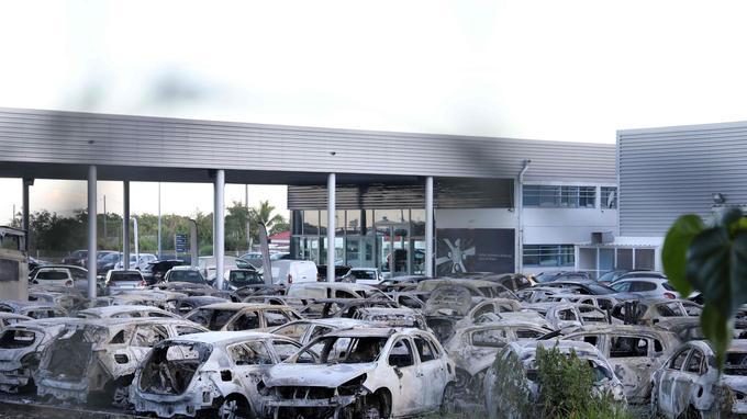 70 voitures ont été incendiées sur cette concession, pour un préjudice estimé à près d'un million d'euros.