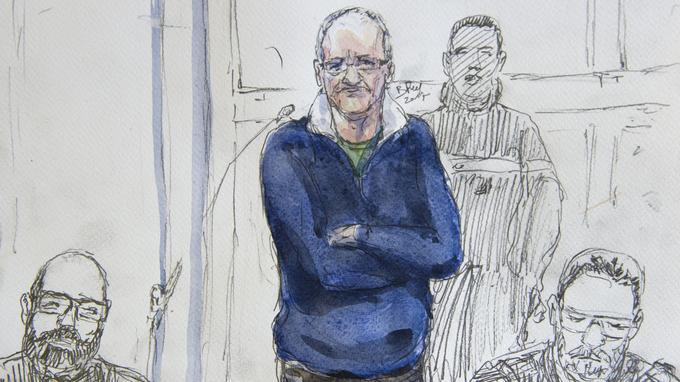 Francis Heaulme, lors de son procès en 2017.