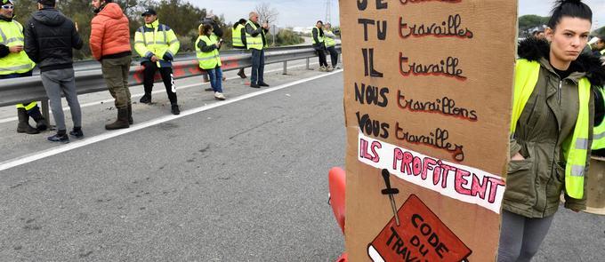 Le 19 novembre dernier, près du dépôt pétrolier de Fos-sur-Mer, dans le Bouches-du-Rhône.