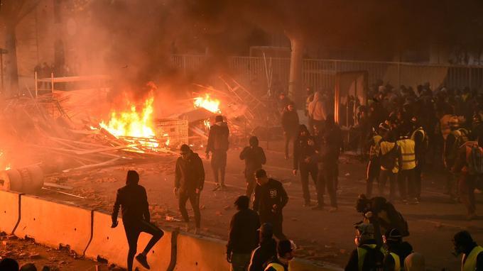 Toulouse, le 8 décembre.