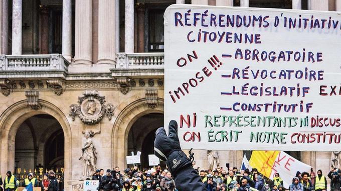 Sous la VeRépublique, le référendum a toujours été utilisé avec modération.