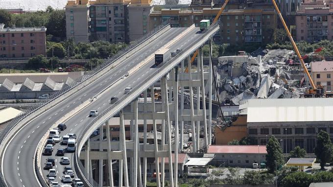 La chute du pont Morandi à Gênes a causé la mort de 43 personnes dont quatre Français.