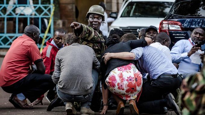 Attaque terroriste au Kenya : au moins cinq morts