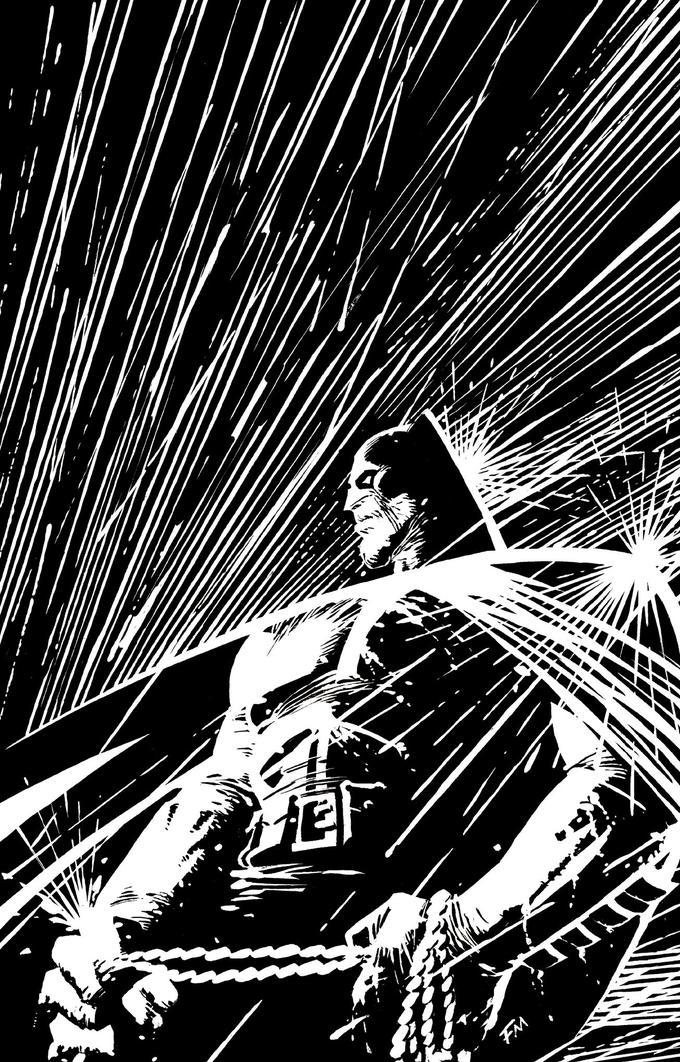 Le Batman de Frank Miller
