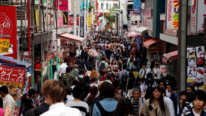 La ville de Tokyo comptera 37,8 millions d'habitants en 2035.