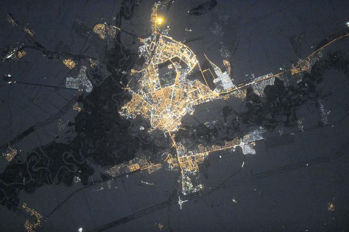 Orenbourg, en Russie.
