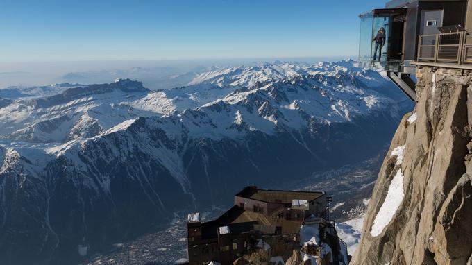 Une cage de verre à 3.842 m d'altitude