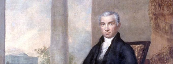 «Séparés comme nous le sommes de l'Europe par l'immense océan Atlantique, nous ne pouvons nous préoccuper des guerres des gouvernements européens», édicte le président James Monroe en 1823.