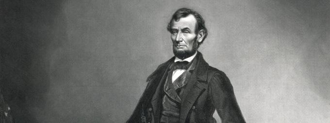 «Sans l'esclavage, la rébellion ne pouvait jamais exister ; sans l'esclavage, elle ne pourrait durer», écrit le président Abraham Lincoln en 1862.