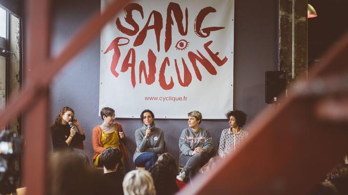 Le festival Sang Rancune s'est tenu à Paris en novembre 2018 (crédit photo: Gaëlle Matata)