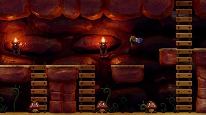 Le remake offrira quelques séquences dans le style des jeux des plateformes.
