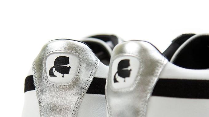Chaussures Puma-Lagerfeld.