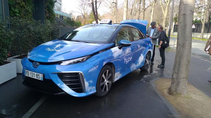 Un véhicule à hydrogène coûte en moyenne entre 50 000 et 60 000 euros.