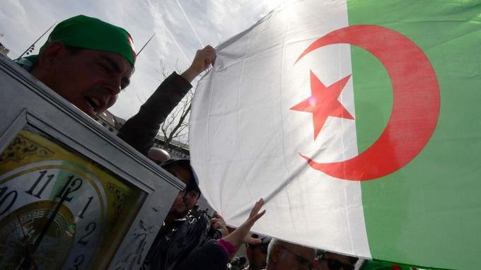 Manifestation à Marseille dimanche contre la candidature de Bouteflika.