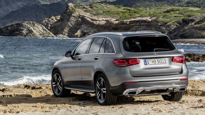 Mercedes n'abandonne pas le diesel, et propose trois motorisations: le GLC 200 d (163 ch), le GLC 220 d (194 ch) et le GLC 300 d (245 ch).