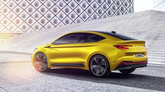 Les galbes et les volumes du Vision iV ne sont pas sans rappeler un certain BMW X4.