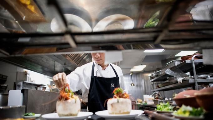 Les cuisiniers ont préparé deux repas pour Donald Trump et Kim Jong-un.