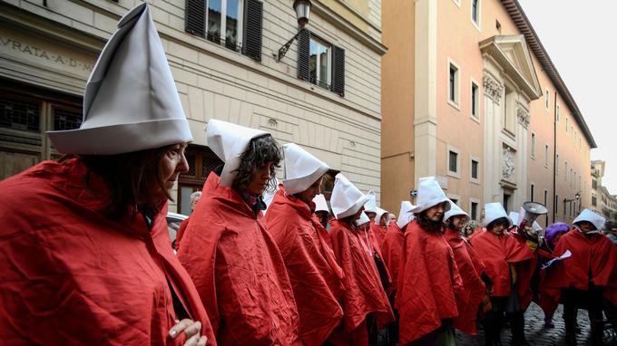 Ce vendredi 8 mars, 70 villes italiennes sont concernées par des manifestations.