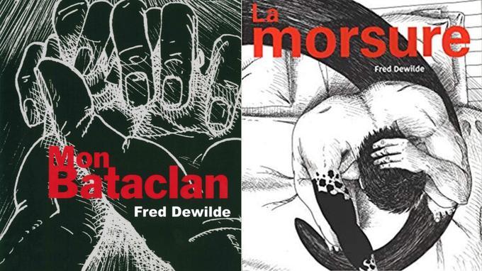 À la suite de ses deux bandes dessinées, Fred Dewilde prépare un spectacle mêlant récit et musique sur le traumatisme post-attentat