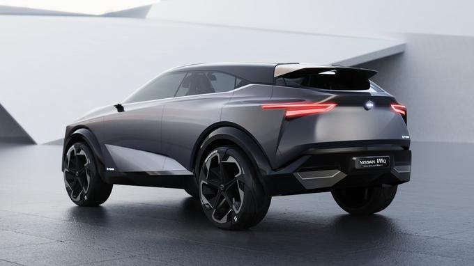 Ce SUV compact fait 4,56 m de long, 1,94 m de large et 1,56 m de haut.