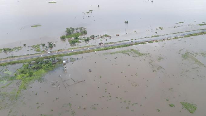 La région de Bozi au sud de Beira.