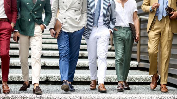 08f5401b3f9fa Homme: faut-il retrousser le bas de son pantalon?