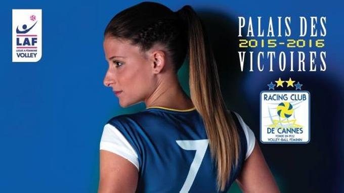 Jugée «sexiste» Cannes De Volley À Affiche Fait Une Polémique v0wnN8mO