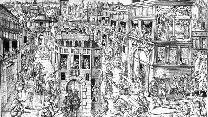 massacre Saint-Barthélemy