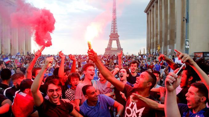Pourquoi le foot nous rend-il si heureux ? - Le Figaro