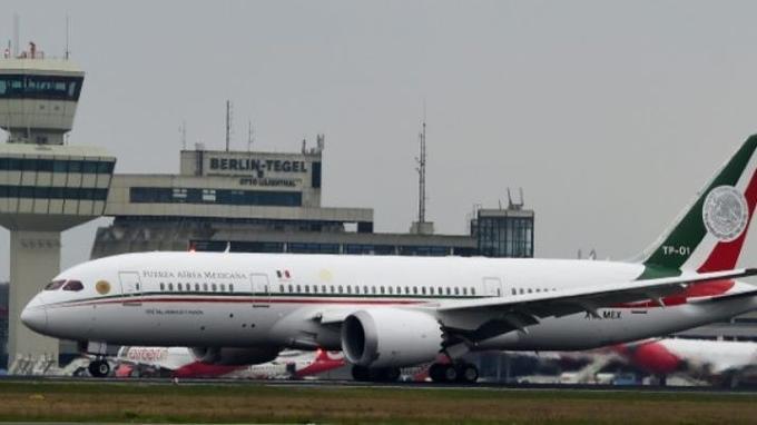 Un riche Mexicain veut racheter l'avion présidentiel pour en faire un taxi