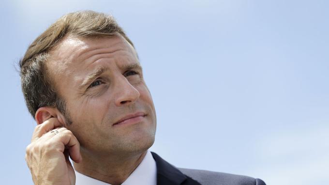 Pour les Français, Macron serait le meilleur acteur de cinéma de la classe politique XVMa66d24e4-cba0-11e8-913b-46be04476de0