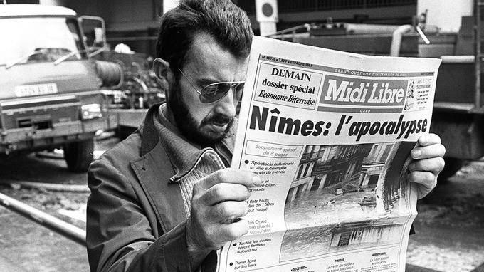La rumeur de Nîmes - Le Figaro