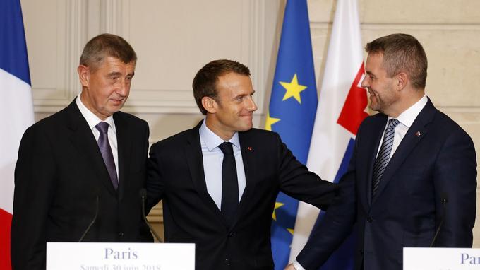 Macron est bien décidé à briser les reins des nationalistes