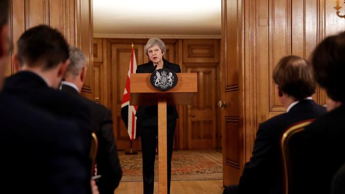 Theresa May survivra-t-elle à son accord sur le Brexit ?